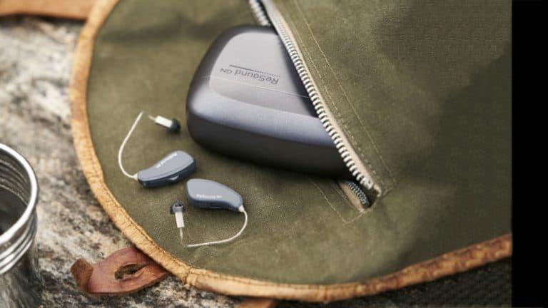 audífonos recargables