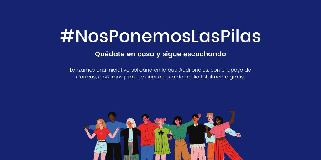 Iniciativa Solidaria #NosPonemosLasPilas