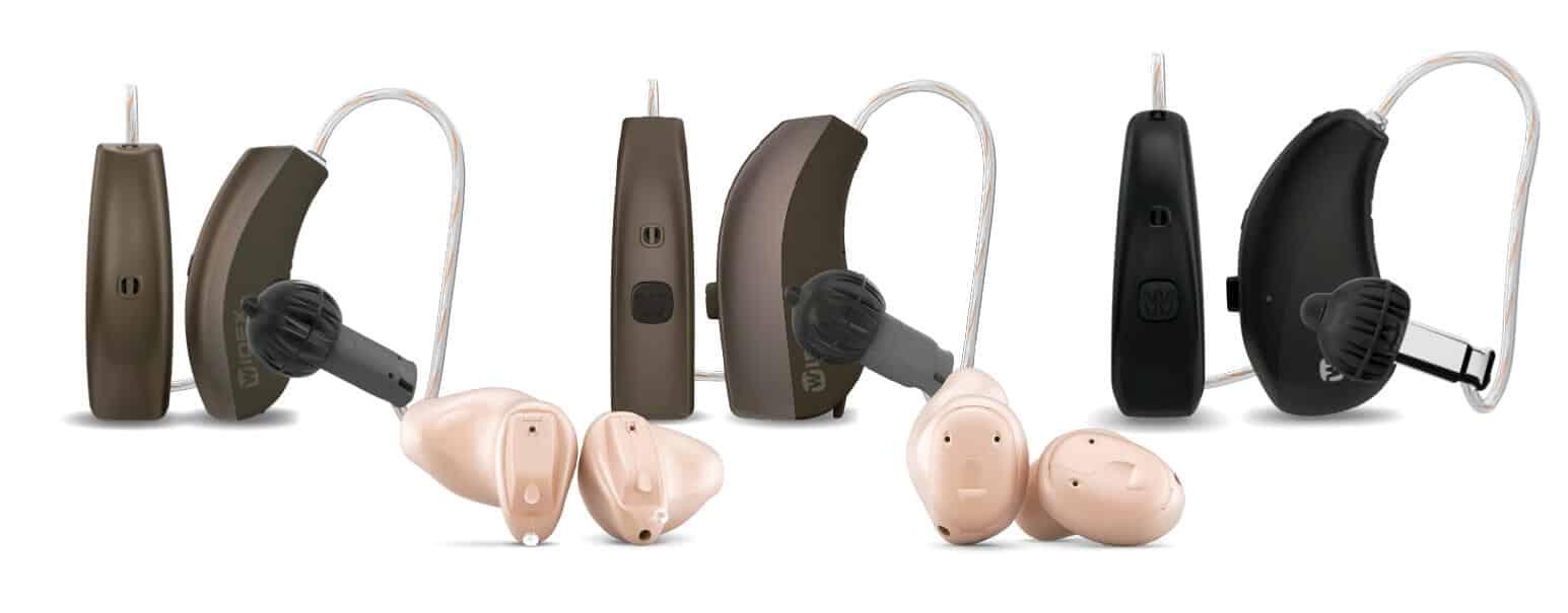 Audífonos que no suenan como un audífono