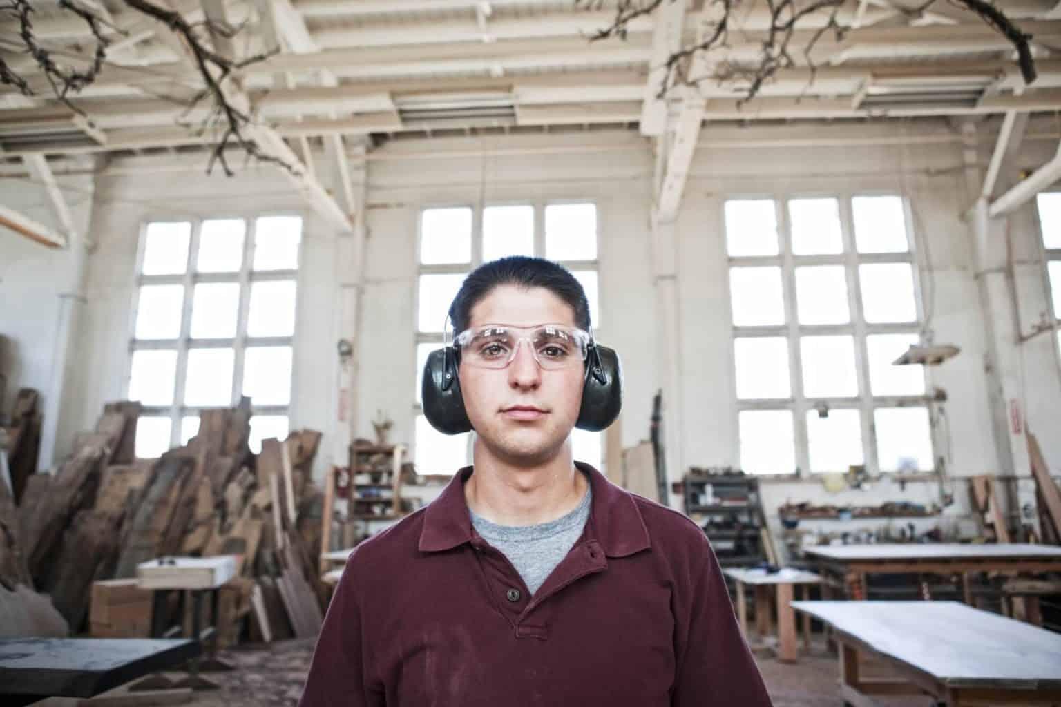 Protector auditivo ruido