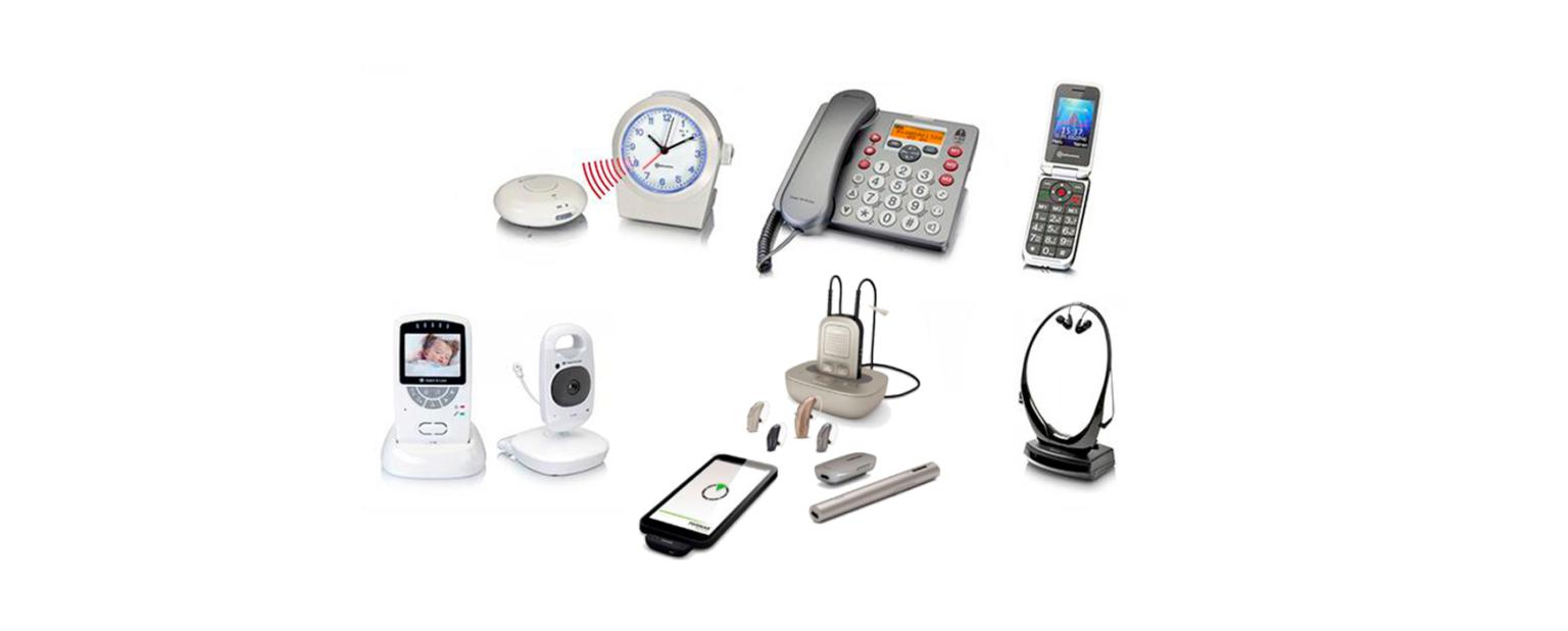 accesorios audífonos