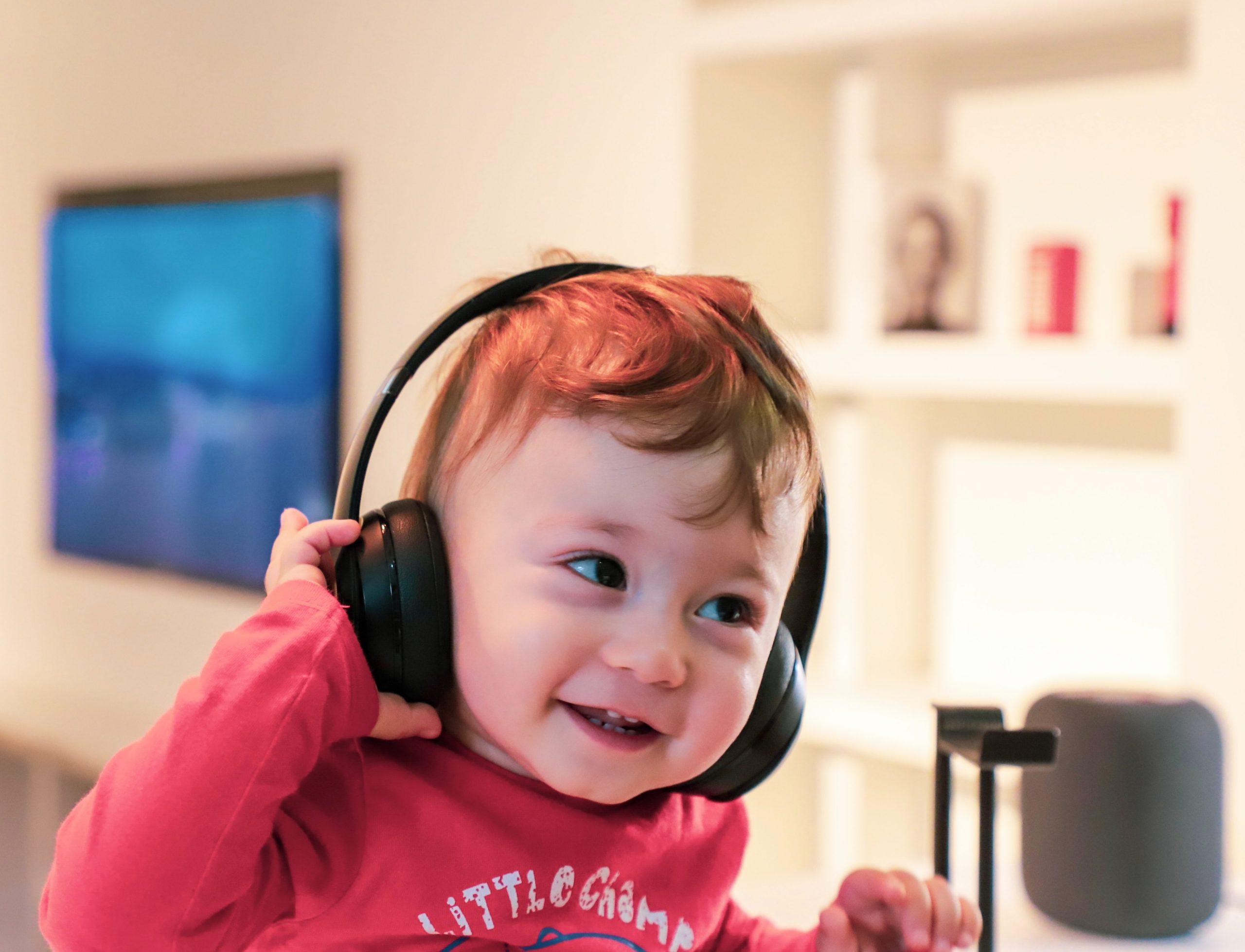 Niños con sordera