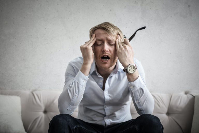 presión en los oídos por ansiedad