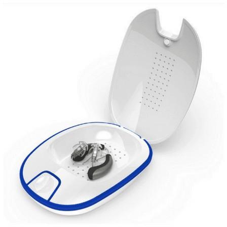 deshumificador de audífonos