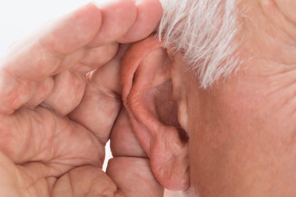 audición normal