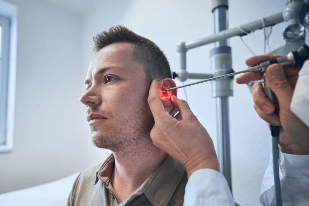 Barotrauma Oído Externo
